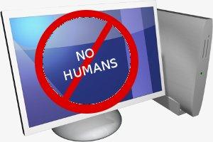 Computer - no humans